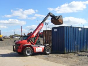 Telescopic Handler 6m