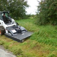 Brushcat Heavy Duty Mower