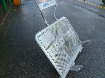 Block Transport Cart