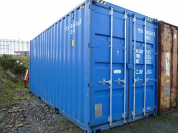 Site Storage Containers