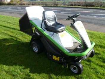 Etesia Ride On Lawnmower