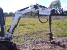 Hydraulic Digger Post Borer Thumbnail