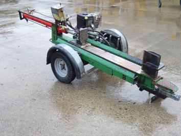 Fast Tow Log Splitter