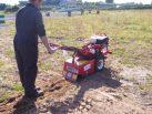 Hydraulic Rotavator 9 hp Thumbnail