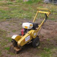 Mini Stump Grinder