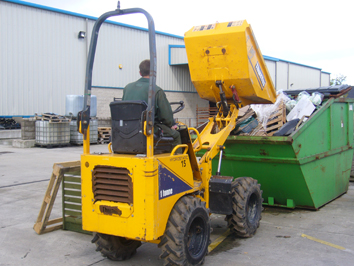 1 Ton Dumper – Narrow