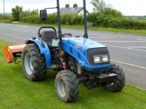 35HP BCS Compact Tractor