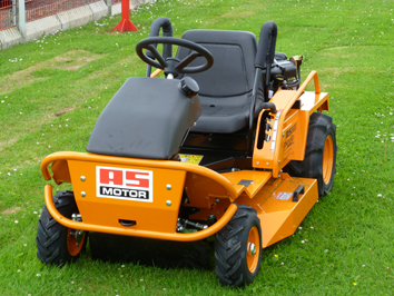 Ride On Rough Cut Mower