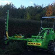 Hydraulic Hedgecutter