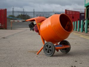 1/2 Bag Petrol Cement Mixer
