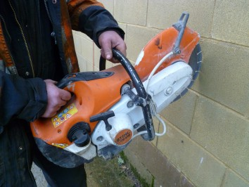 Portable Cut Off Saw
