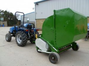 Flail Collector / Scarifier