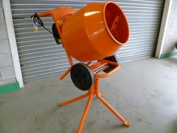 1/2 Bag Electric Cement Mixer