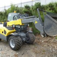 4m Telescopic Handler