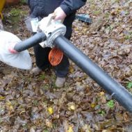 Leaf Lifter / Blower