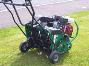 Hollow Tine Aerator